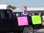 Lake Panasoffkee Christmas Parade 2014
