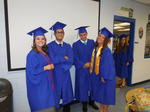 Wildwood Middle High School Graduation 2014