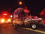 Webster Lighted Night Parade Christmas 2014