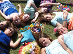 Girl Scouts Easter Celebration, Egg Hunt and Bonnet Contest