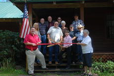 """<div class=""""source""""></div><div class=""""image-desc"""">The Sumter County Chamber of Commerce hosted a ribbon cutting event to celebrate the new ownership of Cypress House Bed and Breakfast. Cypress House Bed and Breakfast is a quaint bed and breakfast that specializes in equestrian activities. They offer summer day camps, lessons, trail rides and more. For more reservations and information call 352-568-0909.      </div><div class=""""buy-pic""""><a href=""""/photo_select/16868"""">Buy this photo</a></div>"""