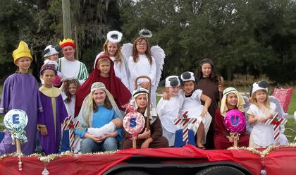 Lake Panasoffkee held their annual Christmas parade on Saturday, Dec. 5. The following are images from the parade. For additional photos, see the Dec. 10 edition of the Sumter County Times.