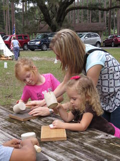 Dade Battlefield Historic State Park hosted their annual Christmas on the Florida Frontier on Saturday, Dec. 5. The following images are from that event. For the story and additional photos, see the Dec. 10 edition of the Sumter County Times.