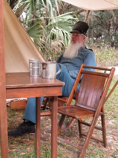 Dade Battlefield Historic State Park hosted their annual battle reenactment from 1835 on the first weekend of January, 2016. The following are images from the event. For additional photos and the story, see the Jan. 7 edition of the Sumter County Times.