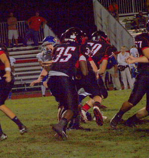 South Sumter took Friday night's game against the Pirates at Raider Field. The following are images from the event.