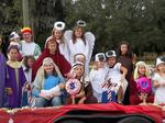 Lake Panasoffkee hosts Christmas parade