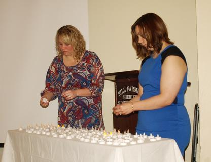 Victims of crime were honored in a recent ceremony. For the story, see the May 7 edition of the Sumter County Times.