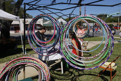Wildwood hosted their annual Art in the Park last Saturday. The following are images from the event.